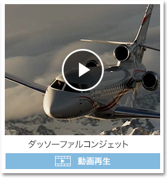 Dassault Falcon Jet movie